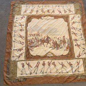 Hermès Silk Scarf ✨✨✨